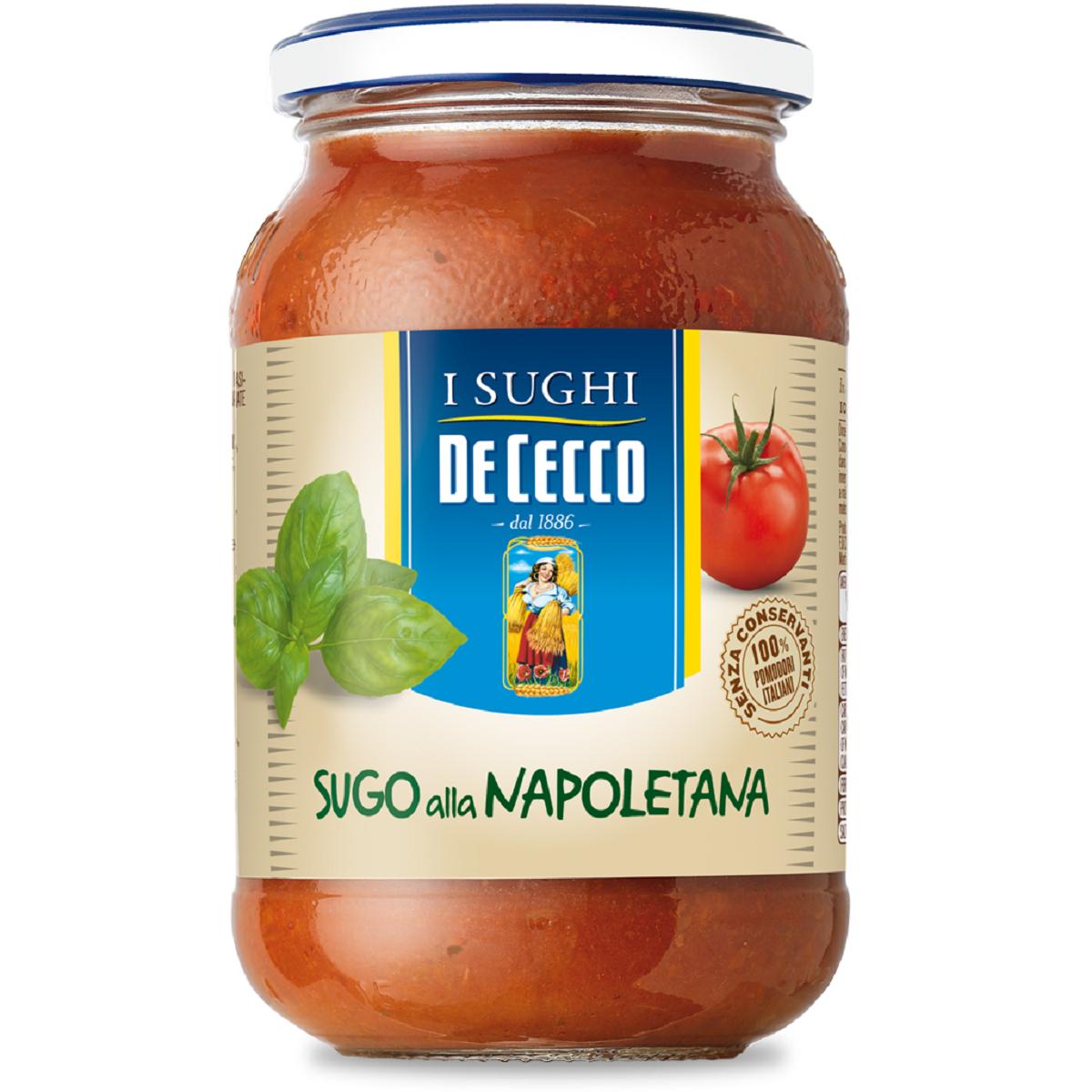 De_Cecco_Sugo_alla_Napoletana_200g